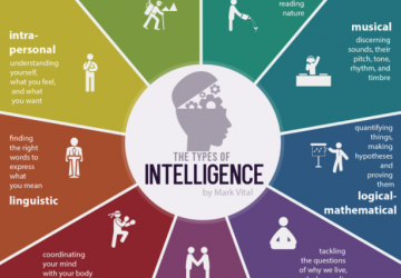 9 types of intelligence quiz banner