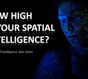 spatial intelligence quiz