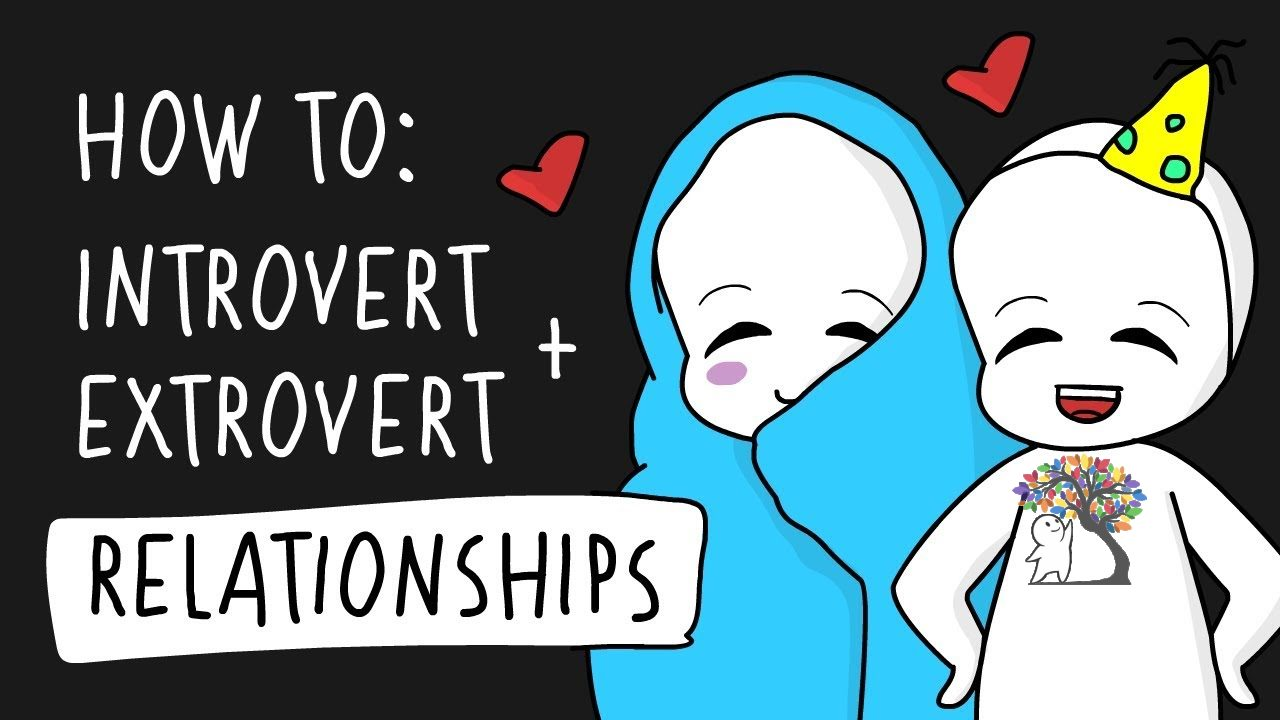 Dating an extrovert insecure